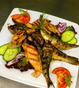 Scheveningen visrestaurant